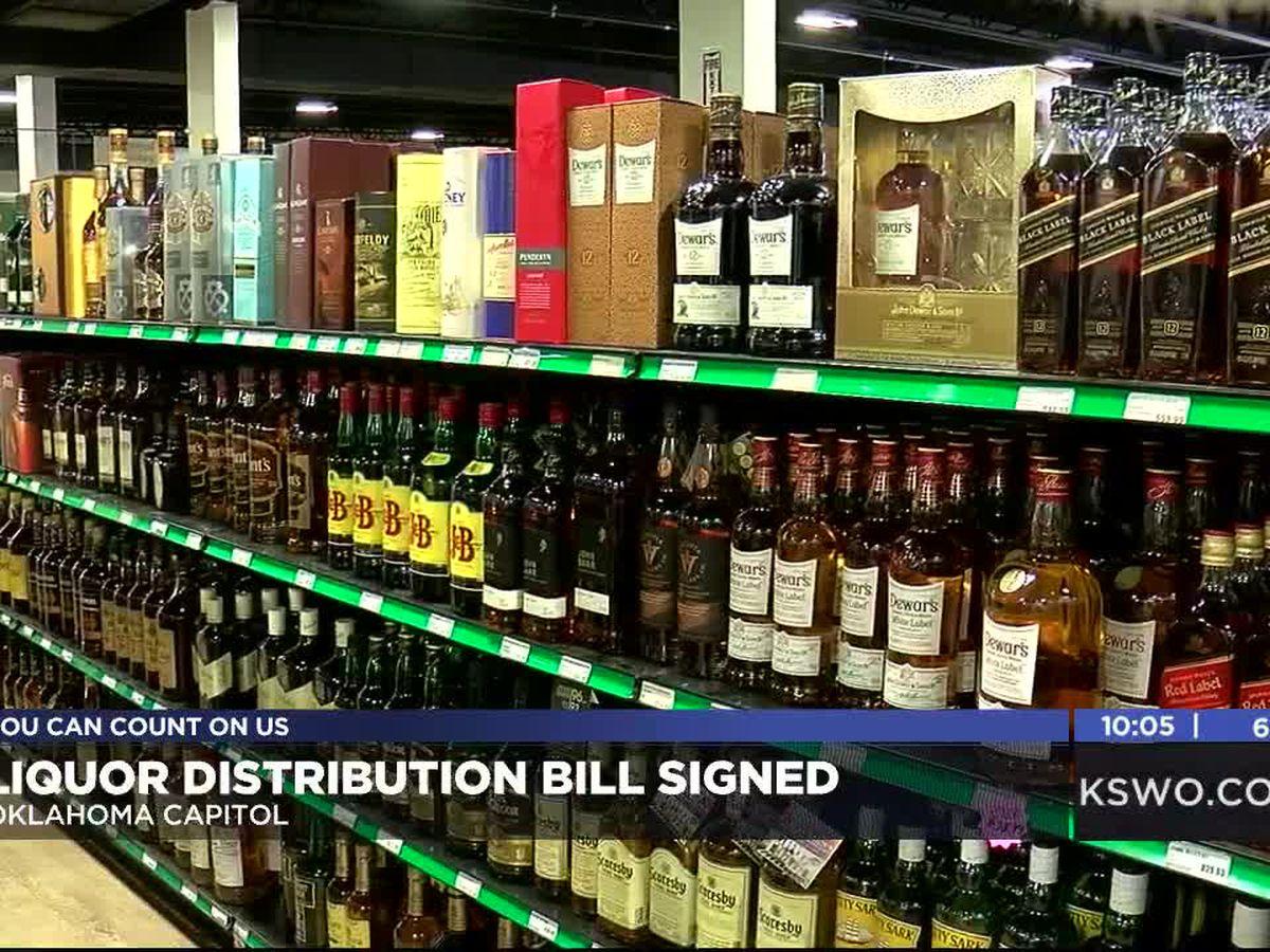 Oklahoma Supreme Court declines to take liquor lawsuit