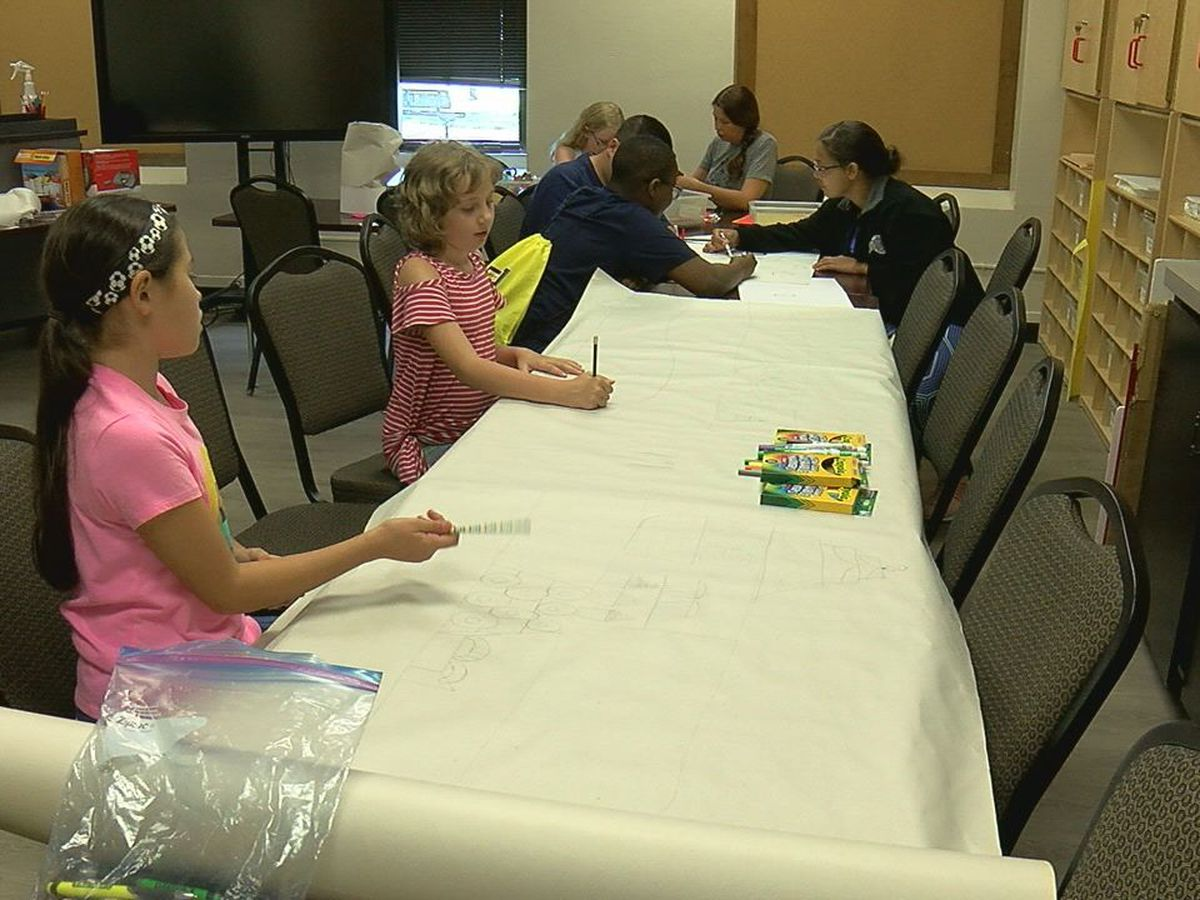 Cameron University holds reading camp
