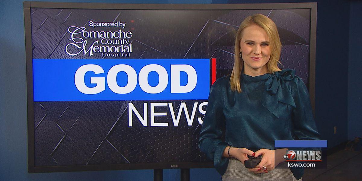 Good News: February 21