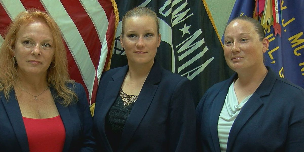 Women making history at Lawton VFW Post 5263