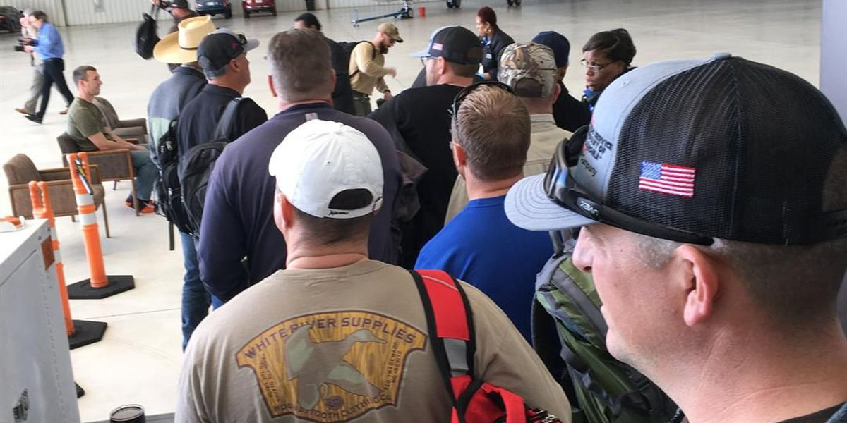 More PSO employees head to Puerto Rico to restore power