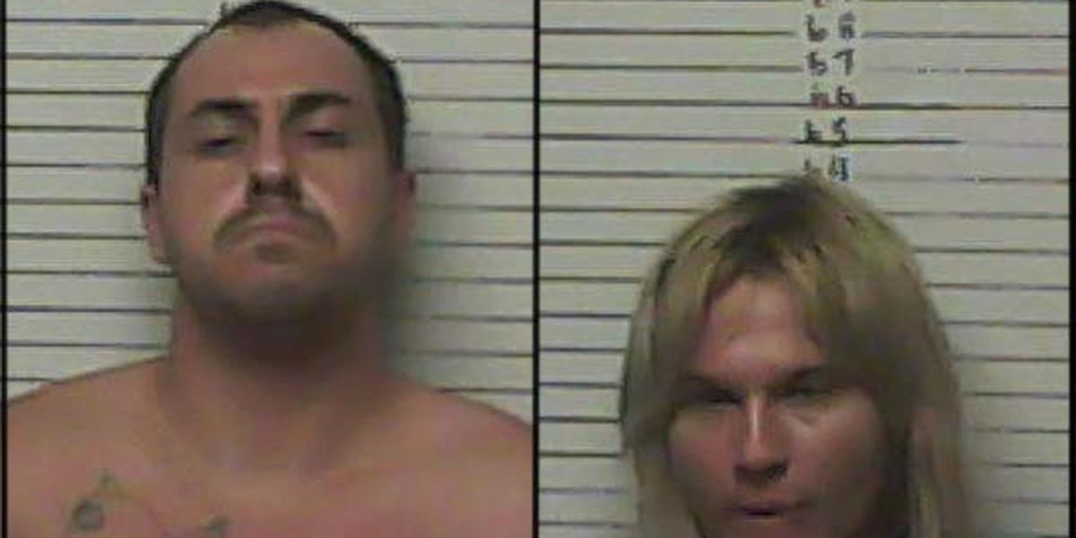 Arrested: Duncan couple accused of selling meth