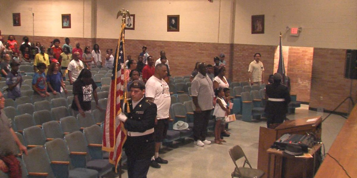 Message shared at Lawton Juneteenth celebration