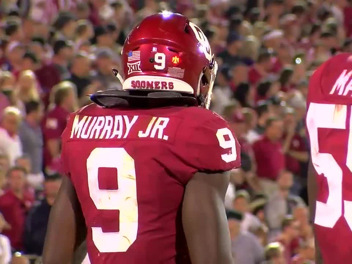 OU's Kenneth Murrary breaks school record, named DPOW