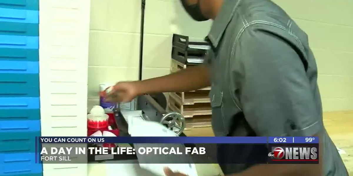 A Day in the Life: Optical Fabrication