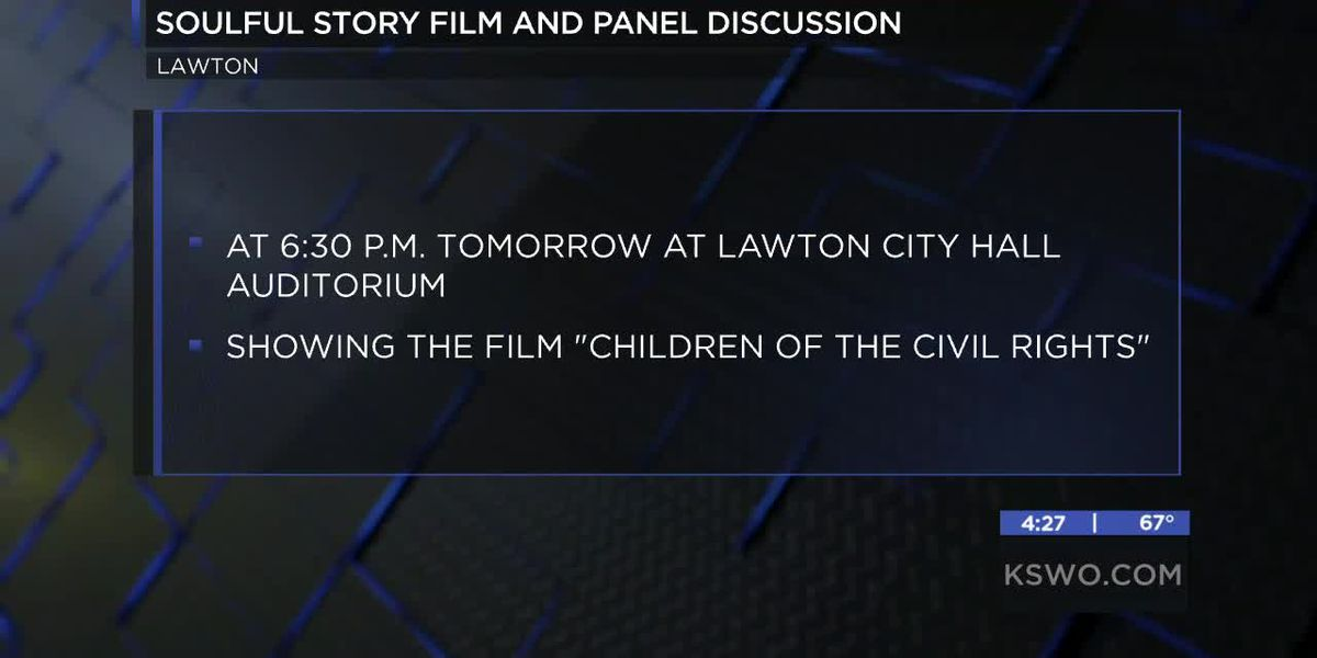 Civil rights documentary shown for 10th annual Soulful Story event