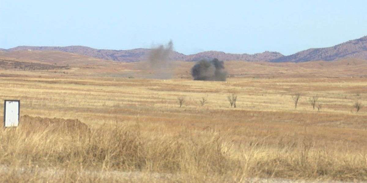 Fort Sill's latest Field Artillery Officer's Leadership Course underway