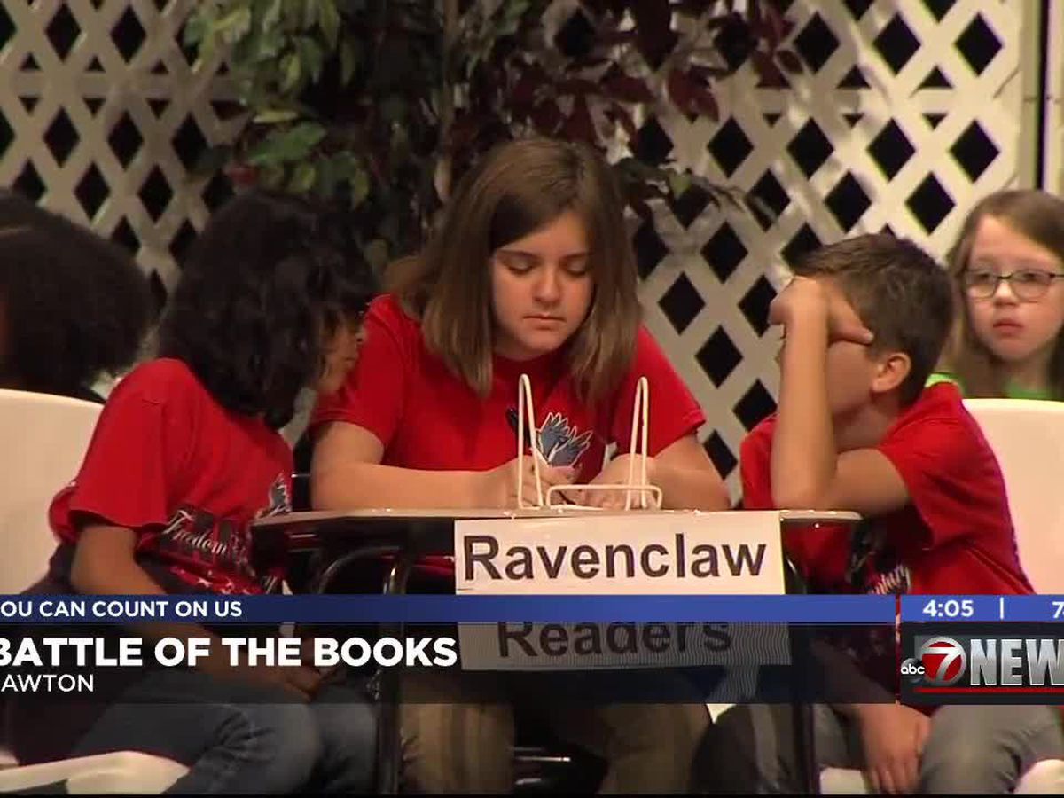 'Battle of the Books' held between students from LPS