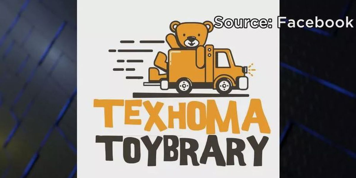 "Help needed to bring ""Toybrary"" to Wichita Falls"