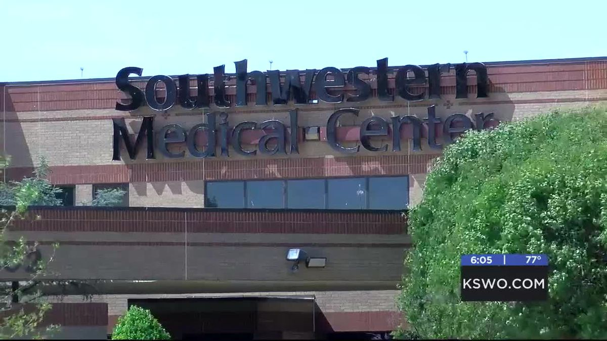 Minor comes into Lawton hospital with gunshot wound Friday
