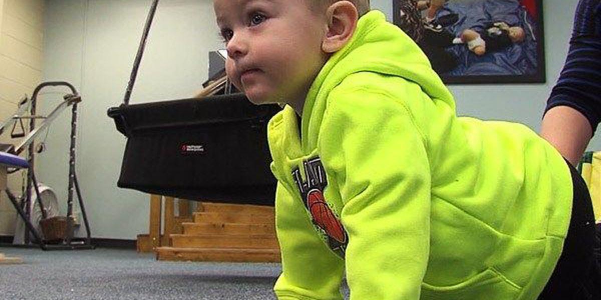 West Texas Rehab treats brothers with spina bifida
