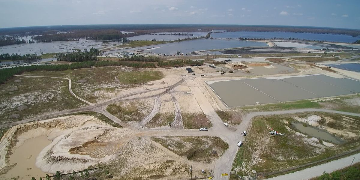 Dam breach at Wilmington plant could spill coal ash into Cape Fear River