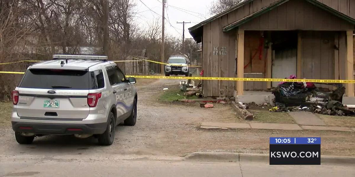 Lawton Fire Marshal's Office investigating body found in burned shed