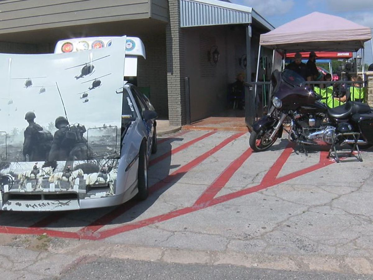 Armed Forces Day Car Show benefits non-profit organizations