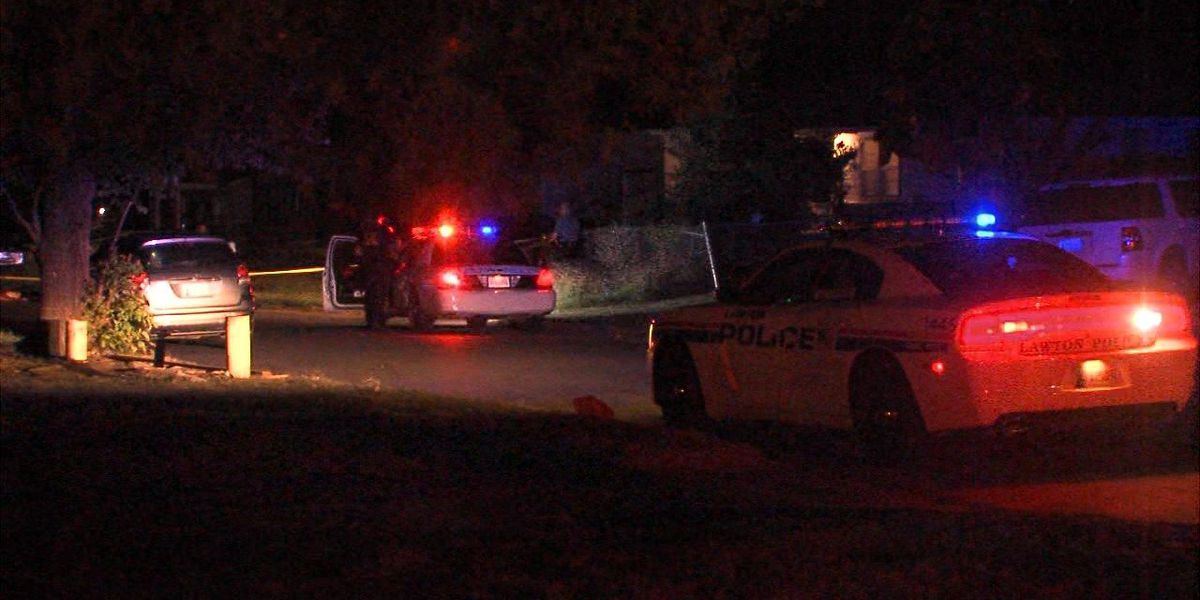 Man killed in north Lawton shooting