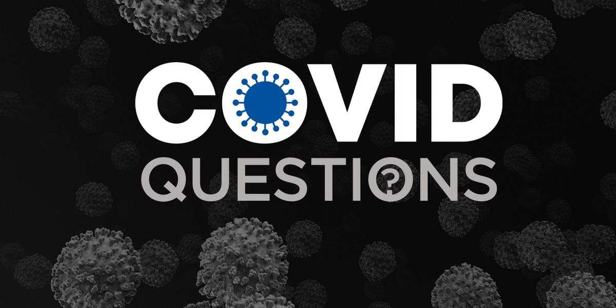 COVID Questions: Health Dept. officials discuss vaccine appt. availability