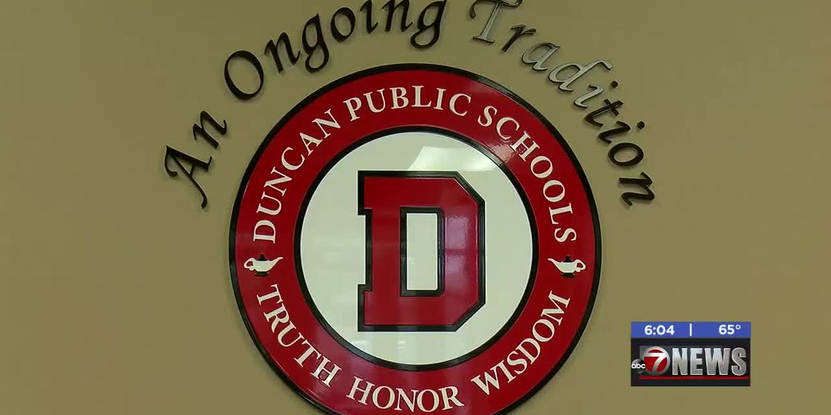 Duncan schools get approval for distance learning plan