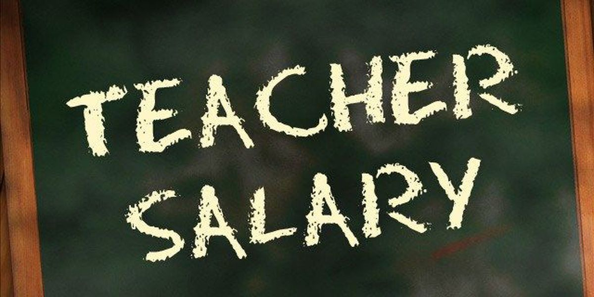 Lawmakers propose higher teacher salaries