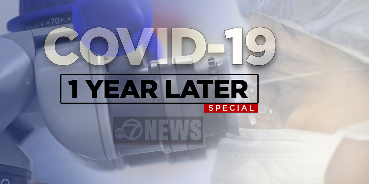 ONE YEAR LATER: Friday marks one year since the first confirmed COVID-19 case in Comanche County