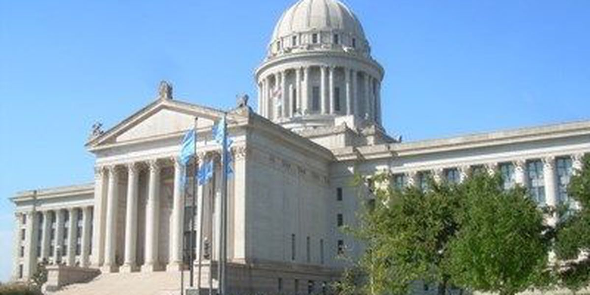 Oklahoma to mark 100th anniversary of Capitol's opening