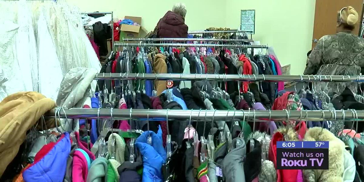 Goodwill stores in southwest Oklahoma give away coats to those in need
