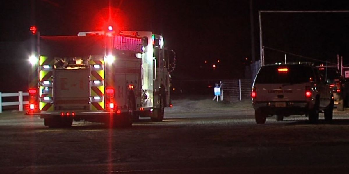 Fire at Lawton FFA barn quickly put out