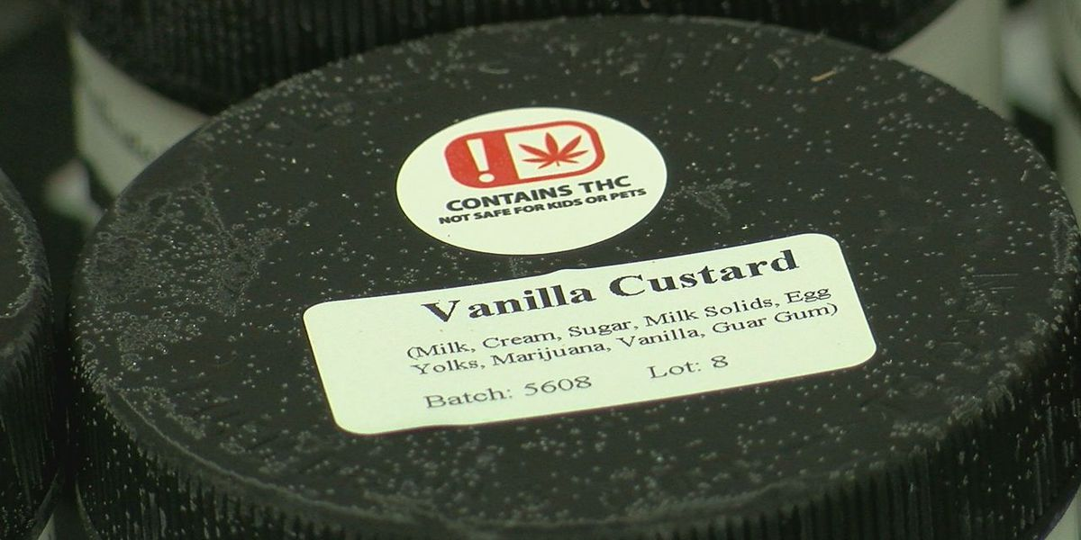 Marijuana ice cream facility calls Lawton home