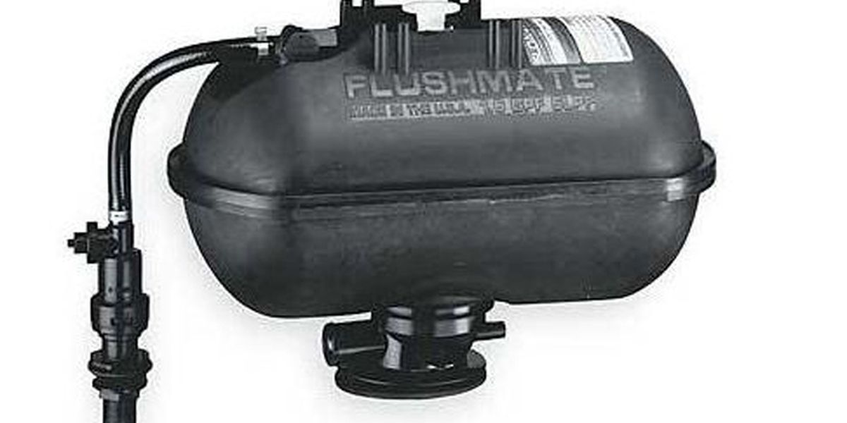 Flushmate recall: Exploding toilet tanks cause injuries