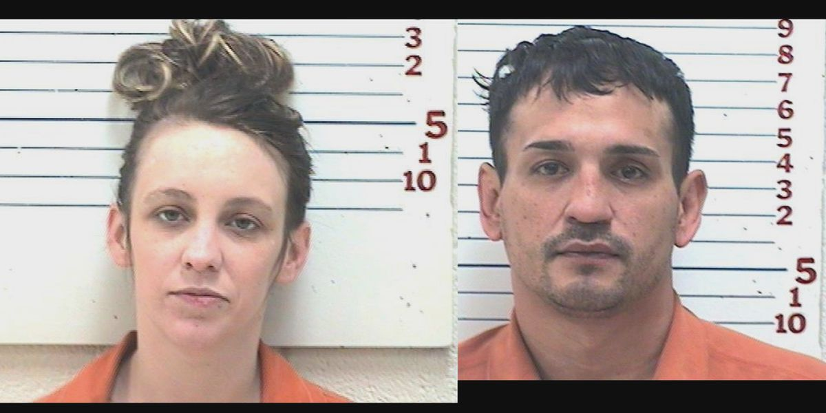 Lawton couple accused of having drugs and loaded gun near infant