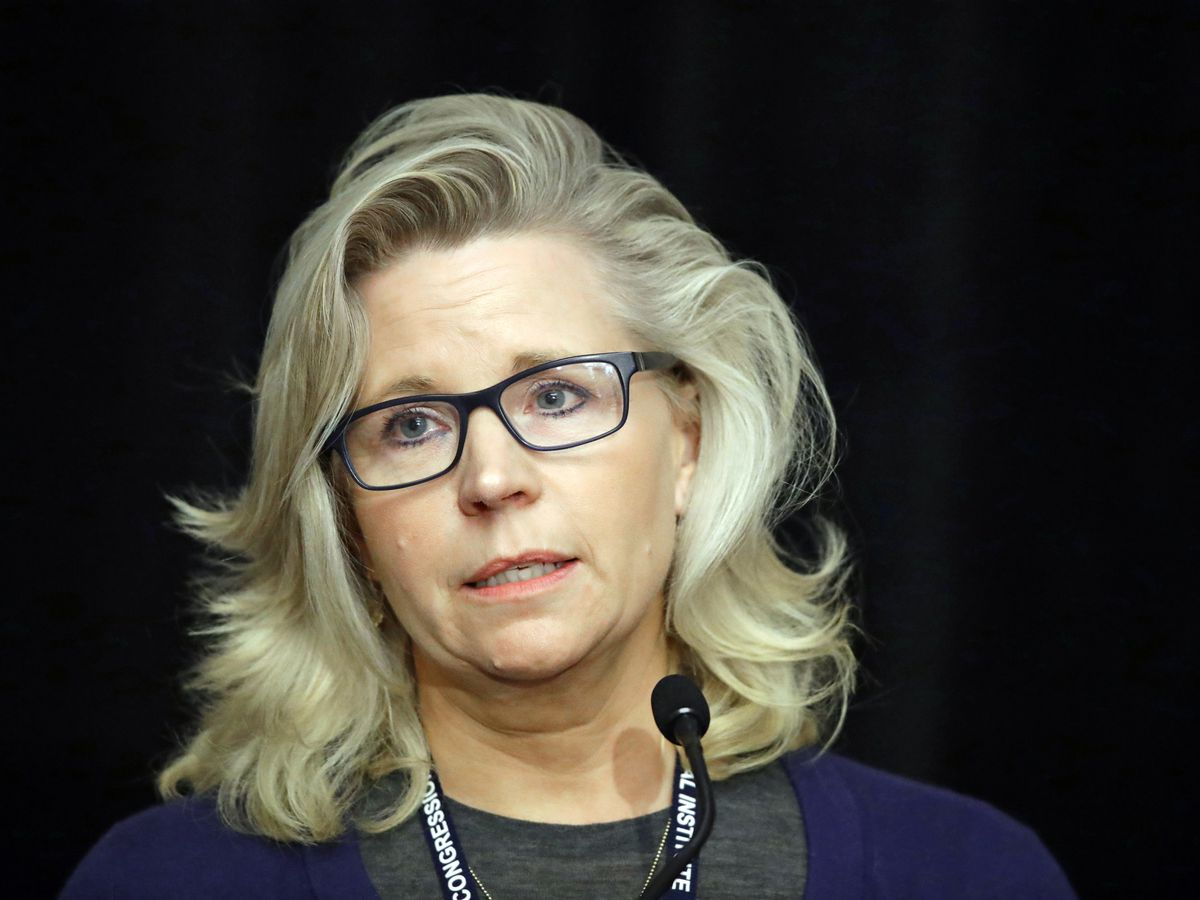 Liz Cheney poised for ascent into Republican leadership