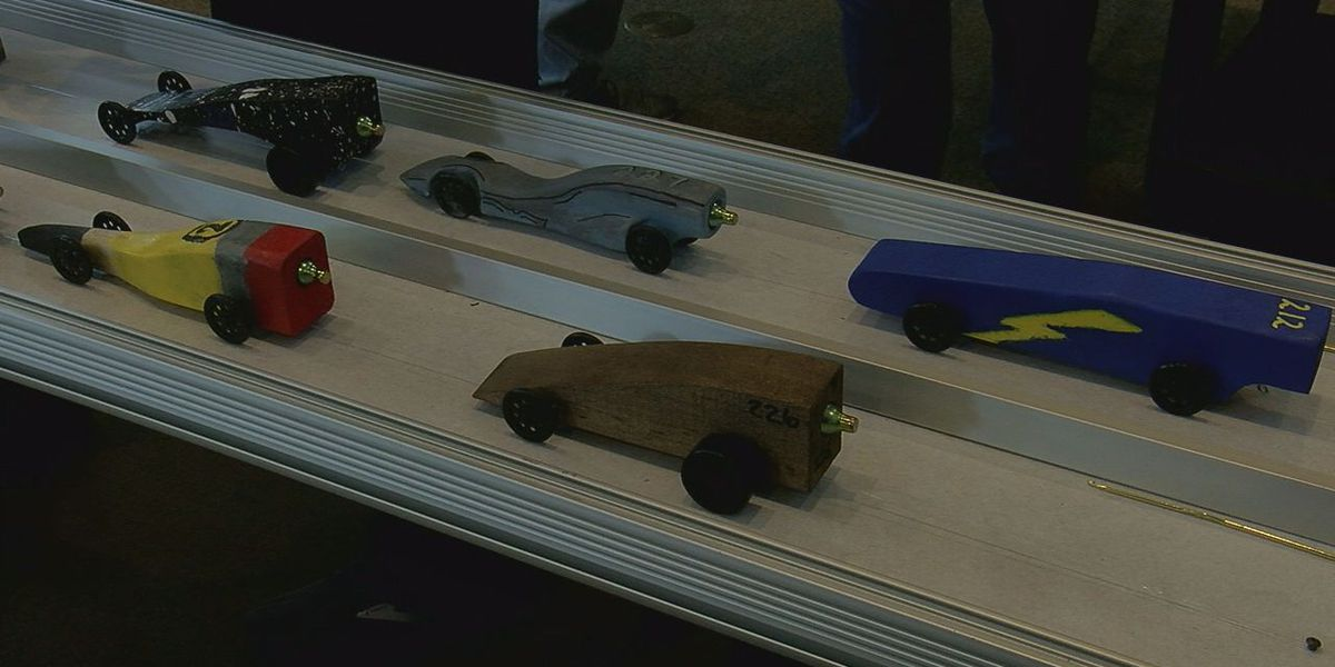 Youth engineering contest held in Duncan Tuesday