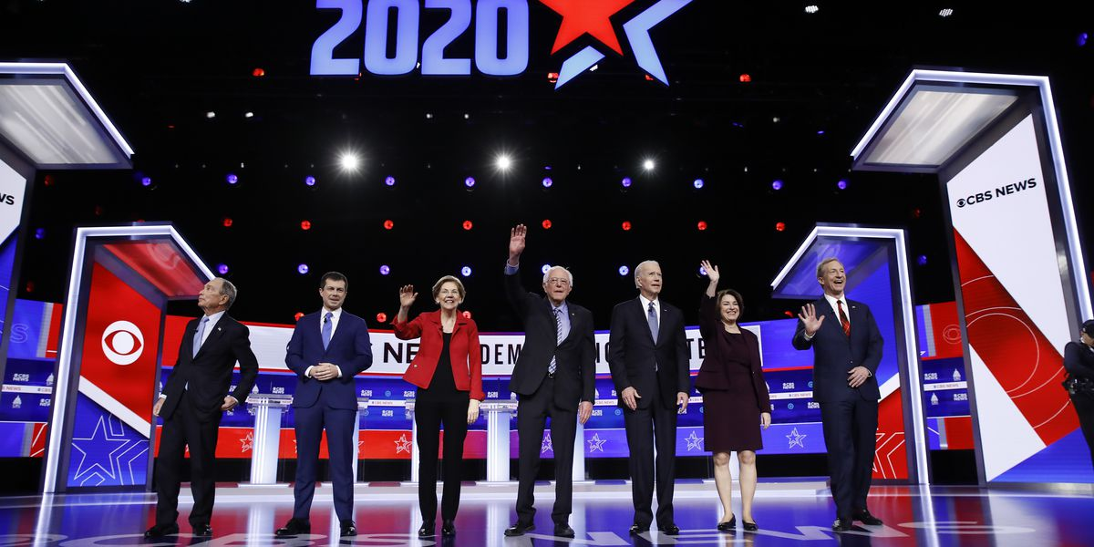 FACT CHECK: Claims from the Democratic debate