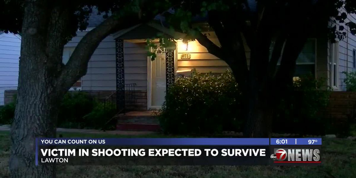 UPDATE: Victim in Lawton shooting expected to survive